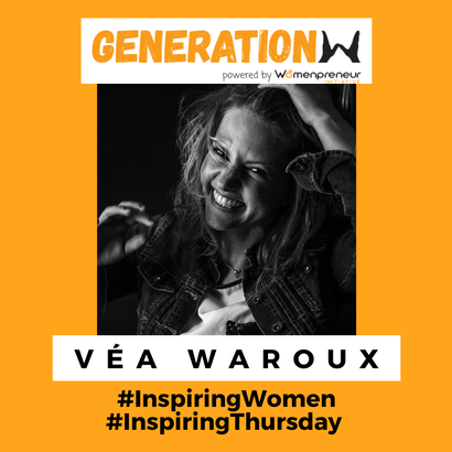 Inspiring women in Belgium: Meet Véa Waroux