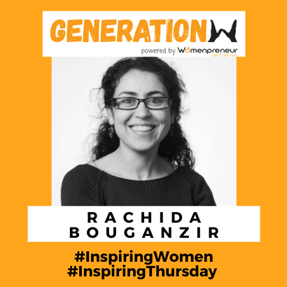 Inspiring women in Belgium: Meet Rachida Bouganzir