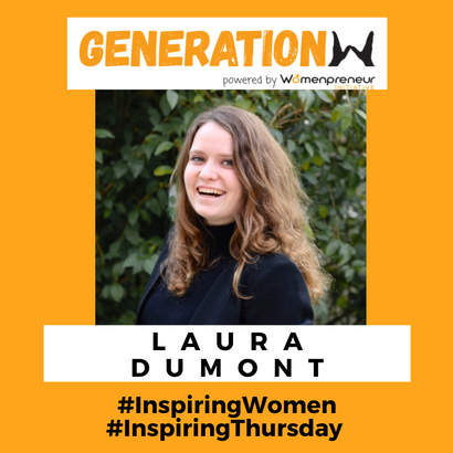 Inspiring women in Belgium: Meet Laura Dumont