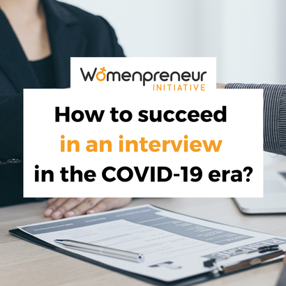 How to succeed in an interview in the Covid-19 era...